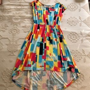 Dress - Multi-color